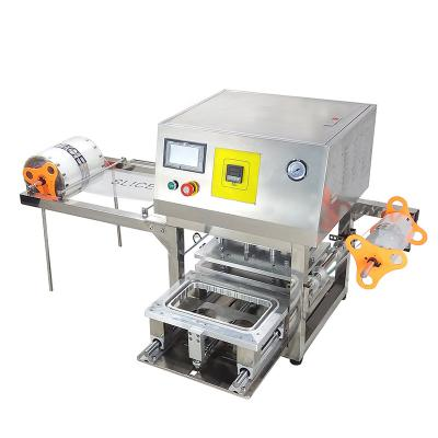 automatic tray sealer machine