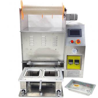 plastic tray sealing machine supplier
