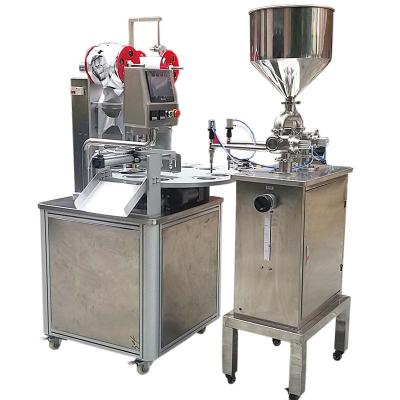 cup filling and sealing machine manufacturer