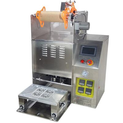 semi automatic cup sealing machine supplier