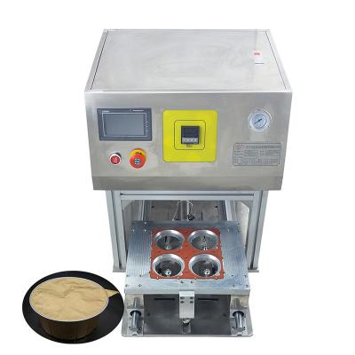 yoghurt cup sealing machine