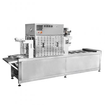 vegetable tray packing machine